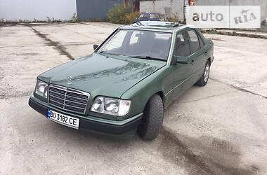 Mercedes-Benz E 200 1987 в Тернополе