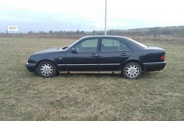 Mercedes-Benz E 200 1997 в Великой Багачке