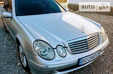 Mercedes-Benz E 200 2003 в Борщеве