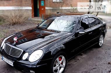 Mercedes-Benz E 200 2004 в Виннице