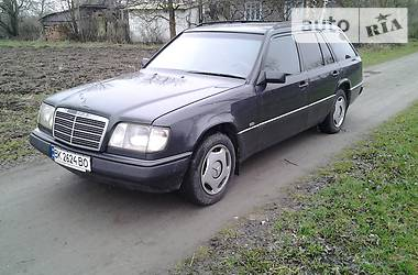 Mercedes-Benz E 200 1994 в Ровно