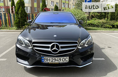 Седан Mercedes-Benz E 200 2015 в Києві