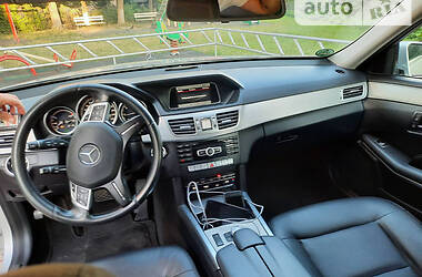 Универсал Mercedes-Benz E 200 2015 в Луцке