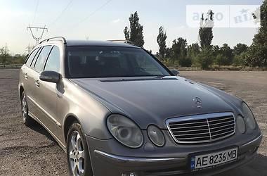 Универсал Mercedes-Benz E 200 2004 в Днепре