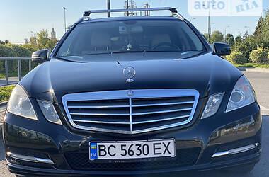 Универсал Mercedes-Benz E 200 2012 в Львове