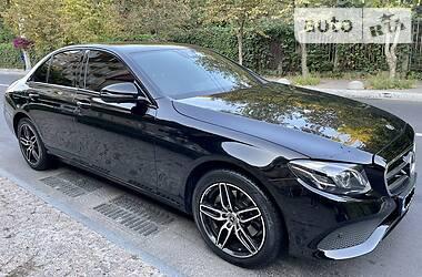 Седан Mercedes-Benz E 200 2018 в Киеве