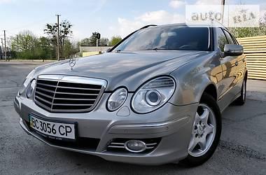Mercedes-Benz E 220 2007 в Стрые