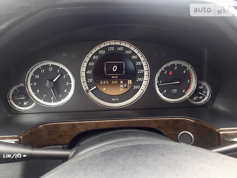 Mercedes-Benz E 220 2012 в Киеве