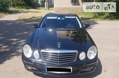 Mercedes-Benz E 220 2008