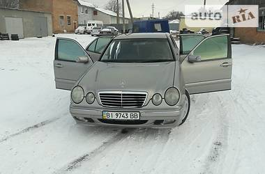 Mercedes-Benz E 220 1999 в Семеновке