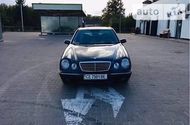 Mercedes-Benz E 220 2000 в Черновцах
