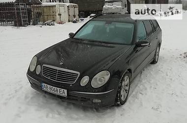 Mercedes-Benz E 220 2004 в Жмеринке