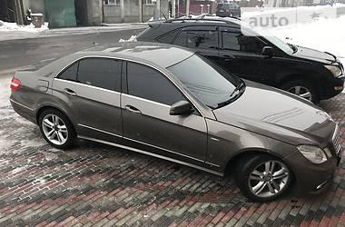 Mercedes-Benz E 220 2010 в Тячеве