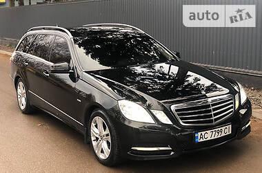 Mercedes-Benz E 220 2011 в Владимир-Волынском