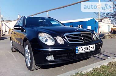 Mercedes-Benz E 220 2004 в Виннице