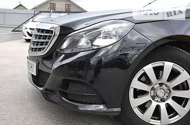 Mercedes-Benz E 220 2014 в Дрогобыче
