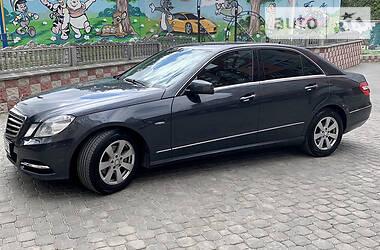 Mercedes-Benz E 220 2011 в Тернополе