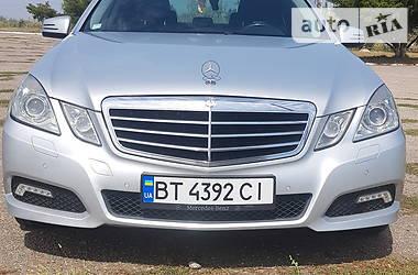 Mercedes-Benz E 220 2010 в Геническе
