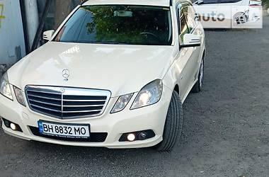 Mercedes-Benz E 220 2010 в Одессе