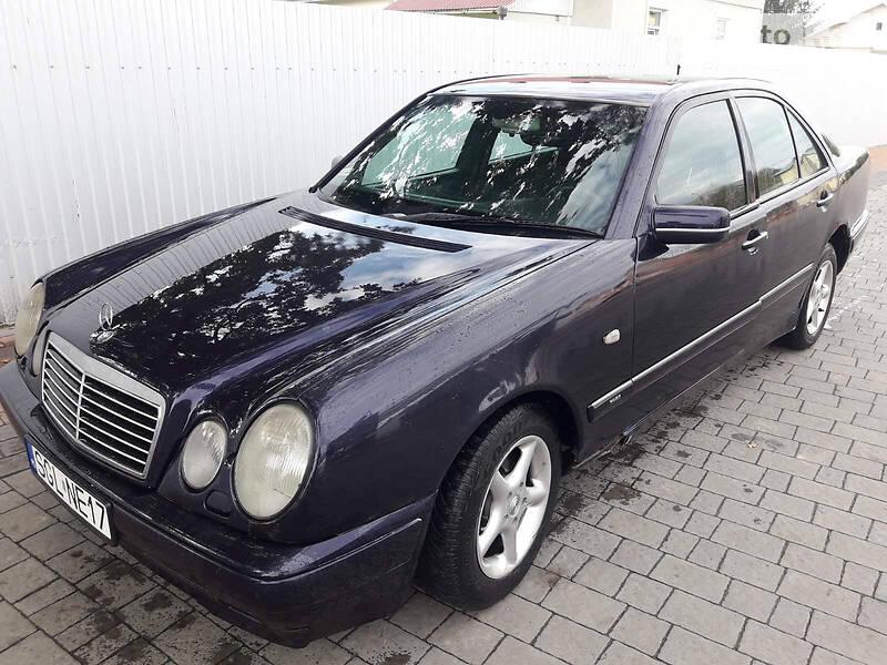 Mercedes-Benz E 220 2.2 Duzel