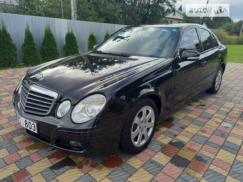 Mercedes-Benz E 220 DIZEL