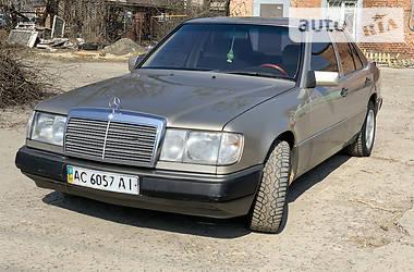 Mercedes-Benz E 230 1991 в Луцке