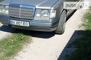 Mercedes-Benz E 230 1988 в Тернополе