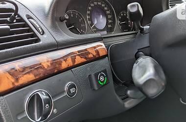 Седан Mercedes-Benz E 240 2003 в Києві