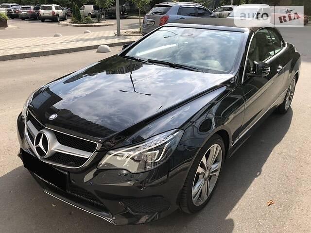 Mercedes-Benz E 250 2014 в Киеве