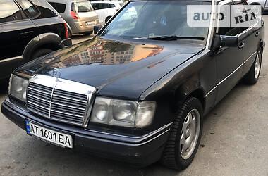 Седан Mercedes-Benz E 260 1989 в Ивано-Франковске