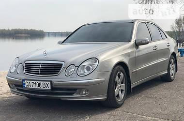 Mercedes-Benz E 270 2003 в Днепре
