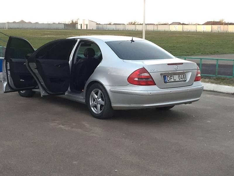 Mercedes-Benz E 270 2003 в Одессе