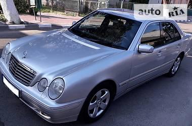 Mercedes-Benz E 270 2001 в Стрые