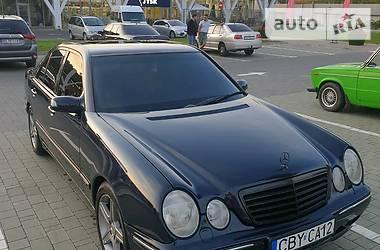 Mercedes-Benz E 270 2000 в Хмельницком