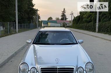 Седан Mercedes-Benz E 270 2001 в Хмельницком