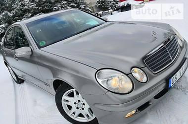 Mercedes-Benz E 280 2006 в Дрогобыче