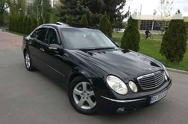 Mercedes-Benz E 280 2004 в Виннице