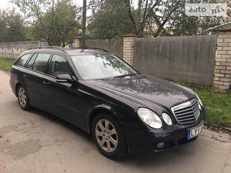 Mercedes-Benz E 280 W 211