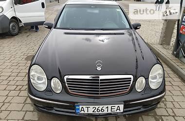 Mercedes-Benz E 280 2006 в Коломые