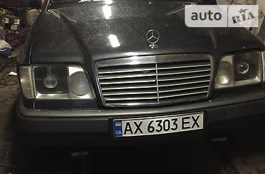 Mercedes-Benz E 280 1991 в Харкові