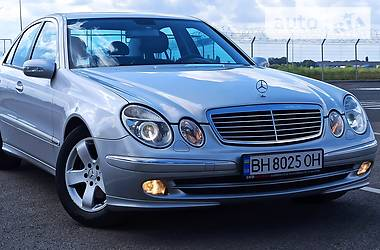 Седан Mercedes-Benz E 280 2005 в Одессе