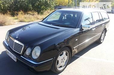 Mercedes-Benz E 290 1998 в Луганске