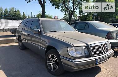 Mercedes-Benz E 300 1990 в Кропивницком