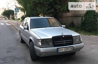 Mercedes-Benz E 300 1991 в Збараже