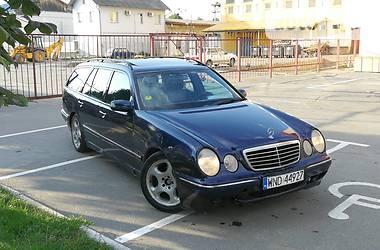 Mercedes-Benz E 320 1999