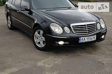 Mercedes-Benz E 320 2006 в Киеве