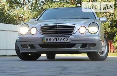 Mercedes-Benz E 320 2001 в Львове