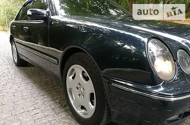 Mercedes-Benz E 320 2002 в Черновцах
