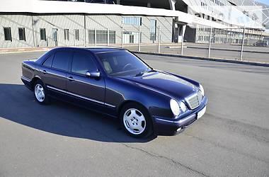 Mercedes-Benz E 320 1999 в Львове