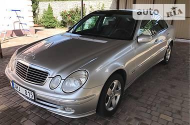 Mercedes-Benz E 320 2003 в Киеве